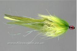 Bait Fish - Olive/Yellow