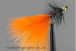 Goldhead Orange Dancer