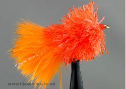 Blob - Hot Orange