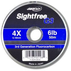 Airflo Sightfree G3 Fluorocarbon - 50m