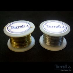 Round Tinsel - Silver