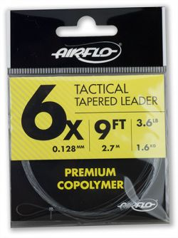 Airflo Tactical Tapered Leader