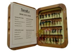 bam3 irish wet fly selection