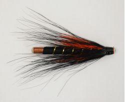 Thunder and Lightning Copper Salmon Tube