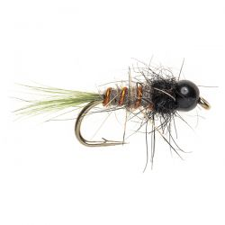 Tungsten Grayling Bug - Hares Ear and Black