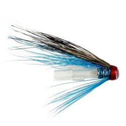Squirrel and Blue Riffle Hitch Tube