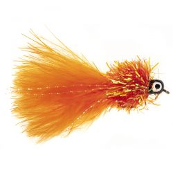 Mini Fritz Lead Head - Orange