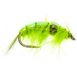 Midweight Scud - Chartreuse