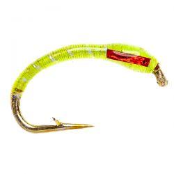 Epoxy Buzzer  - Green, UV Rib, Holo Red