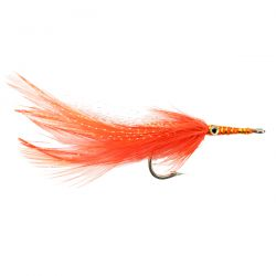 Longnose Orange Shiner Tarpon Fly