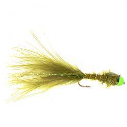 Hothead Damsel Green