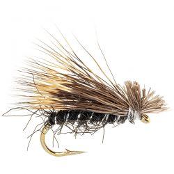 Elk Hair Emerger - Black