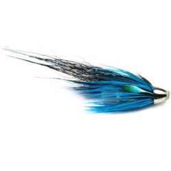 Blue Charm Crimp Mini Conehead