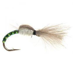 Shuttlecock Epoxy Buzzer - Pearly Green