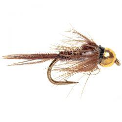 Gold Bead U.V. Pheasant Tail