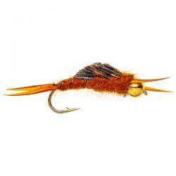 Beadhead Stonefly - Kaufman's Brown