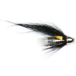 Silver Stoats Tail Crimp Mini Conehead