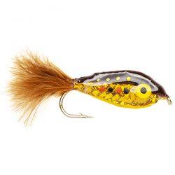 Janssen's Minnow - Brown Trout