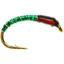 Epoxy Shimmer Buzzer - Green