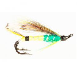 Green Highlander- Salmon Double