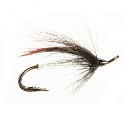 Silver Stoat - Salmon Double
