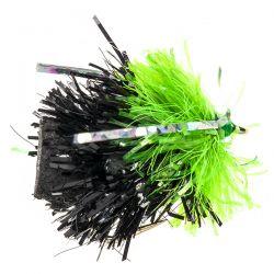 FAB - Black/Green