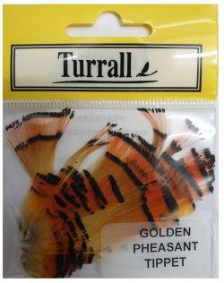 Golden Pheasant Tippet
