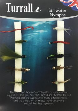 Turrall Fly Selection - Stillwater Nymphs