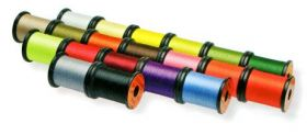 Uni Thread 6/0 Super Midge Pre-Waxed 50yds