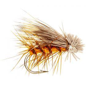 Elk Hair Caddis Orange
