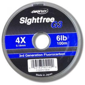 Airflo Sightfree G3 The UK's No1 selling fluorocarbon - 100m