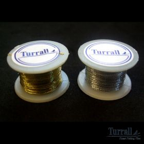Round Tinsel - Gold