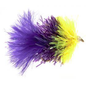 Blob - Two Tone Purple/Yellow
