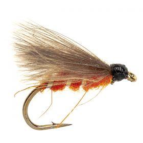 CDC F Fly Orange - Pearl Rib