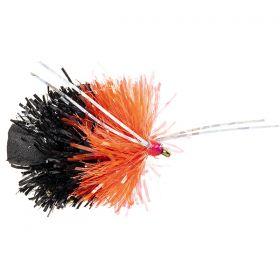 FAB - Black / Orange Stripe