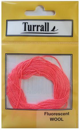 Fluorescent Wool