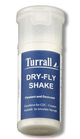 Turrall Dry Fly Shake